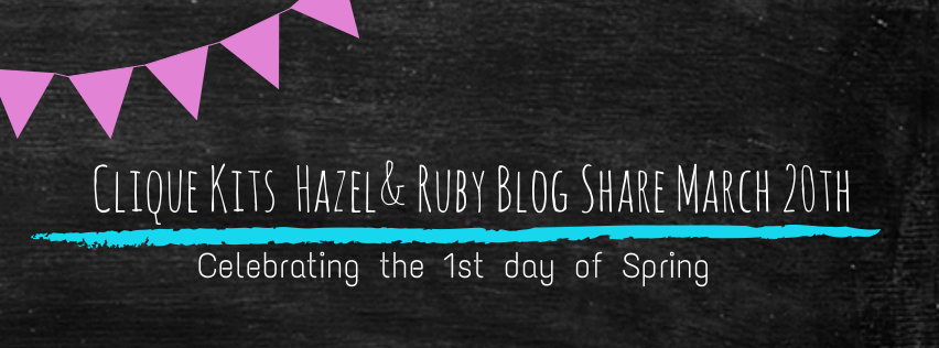 hazel and ruby blog share