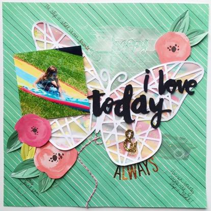 @spiegelmomscraps @jodyspiegelhoff @americancrafts @pinkpasilee @paigeevans @hipkitbclub @thetwinery @shimmerzpaints, #spiegelmomscraps #jodyspiegelhoff #hitkitclub #silhouette #cutfile #freecutfile #butterfly #vellum #sequins #sequinshaker #ephemera #fussycutting #americancrafts #pinkpaislee #FancyFree